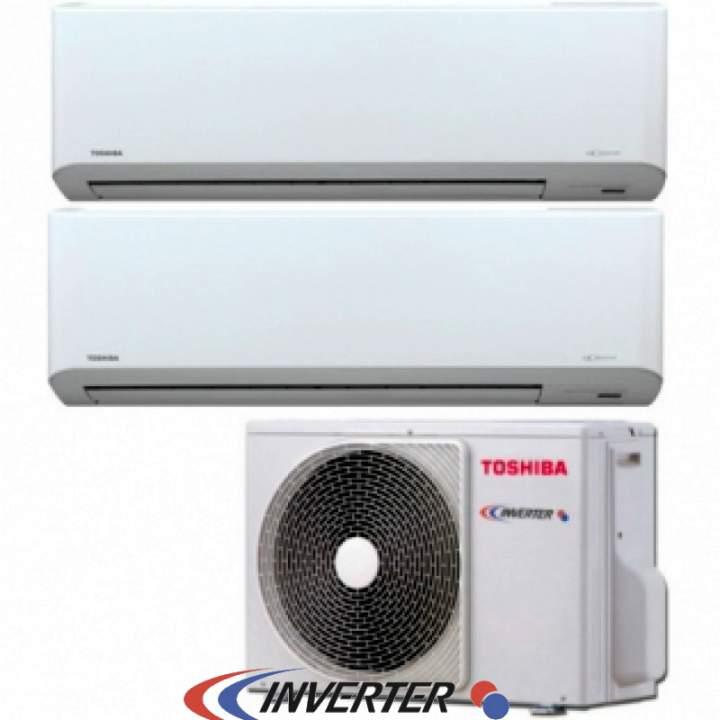 TOSHIBA RAS-B10N3KV2 / RAS-M18UAV-E-conditioner